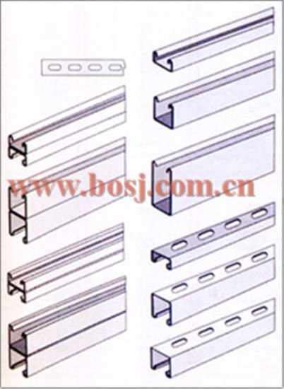Adjustable Solar Mounting Bracket, Galvanized Racking Solar Panel Roll Forming Making Machine Thailand pictures & photos