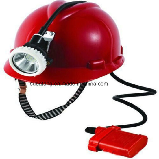 Mining Underground LED Miner Cap Lamp pictures & photos