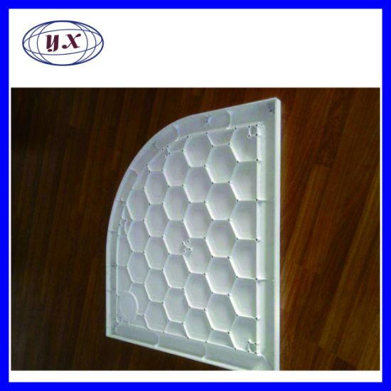 Fiberglass Sheet Flat Plastic Floor Grating FRP Corrugated Sheet pictures & photos