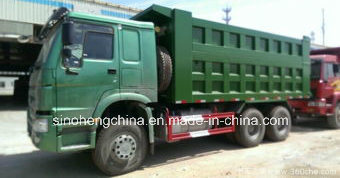Sinotruk HOWO 6X4 16cbm Dump Truck for Sale pictures & photos