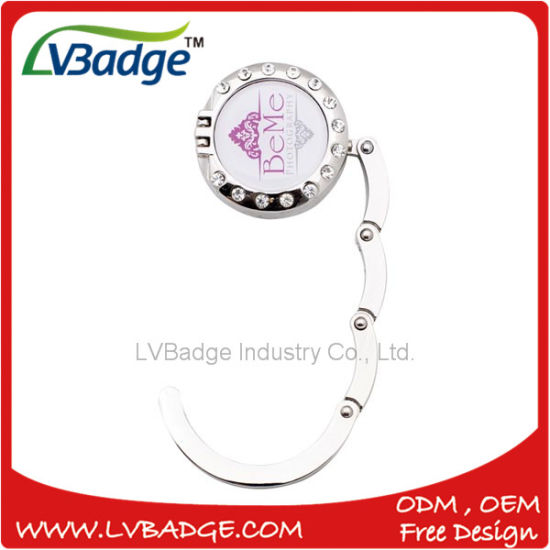 Custom Foldable Bag Hanger for Business Gift pictures & photos