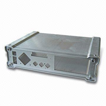 Customized Aluminium Enclosure with CNC Machining pictures & photos
