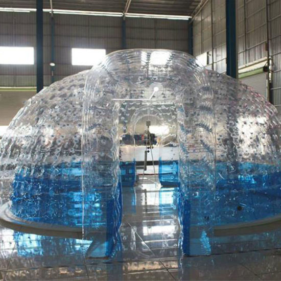Inflatable Huge Bubble Tent with Light