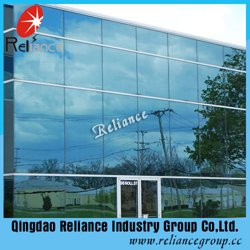 4-6mm Ford Blue Reflective Glass/Building Glass/Decorative Glass/Window Glass with Ce pictures & photos