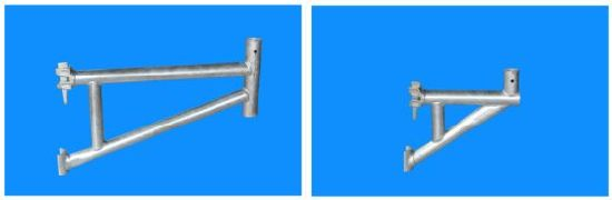 Scaffolding Steel Board Bracket for Ringlock pictures & photos