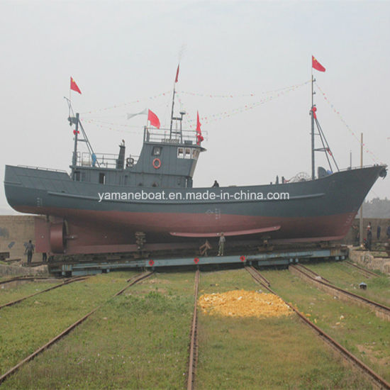 37m Steel Vessel for Multi-Purpose Transport Between Island with Ice Machine