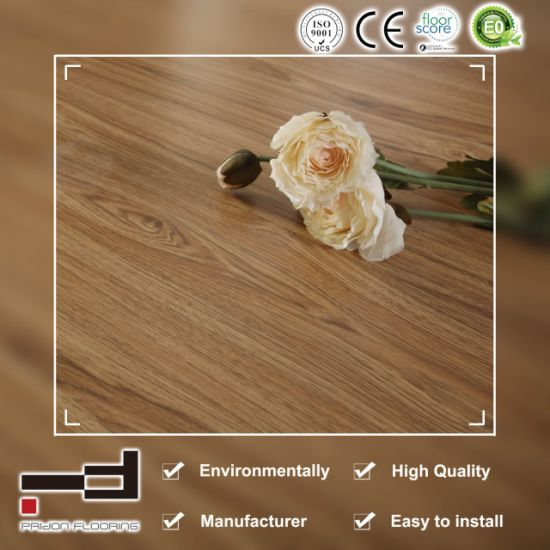 China 8mm 12mm Eir Light Yellow Oak High Quality Drop Lock
