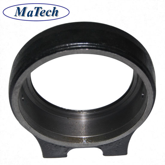 Customized Precisely 80-60-03 Ductile Iron Casting Bearing Cover pictures & photos