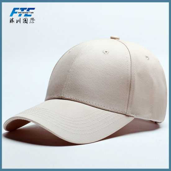 2018 Custom Embroidery Cotton Baseball Cap pictures & photos