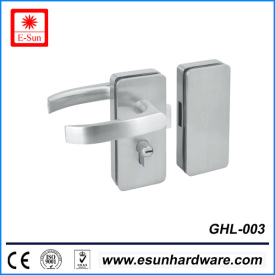 China Europe Popular Shower Latch In Sliding Glass Door Lock Ghl