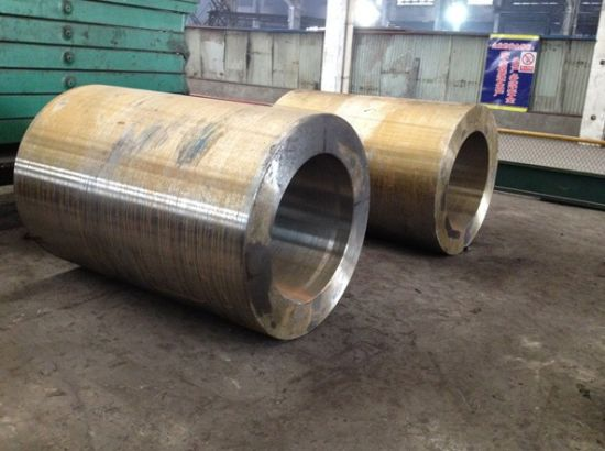 Customized Free Forging Sleeve for Auto Parts pictures & photos