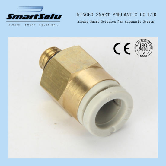 timeless design 2b760 1c4be SMC Style Kjh Series Mini Type Pneumatic Fittings pictures   photos