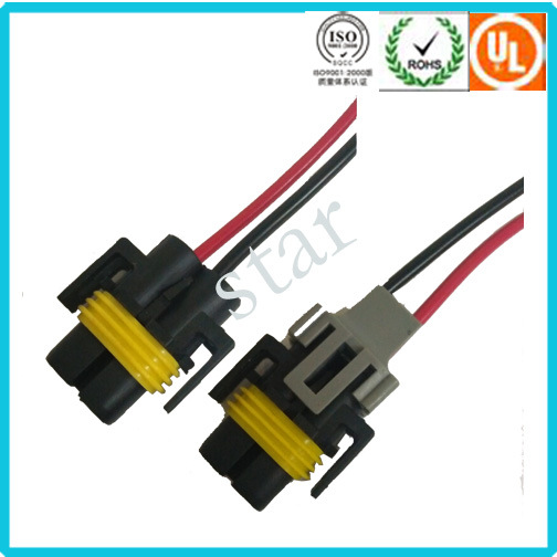 9005/9006 Car Light Wire Harness Connector pictures & photos