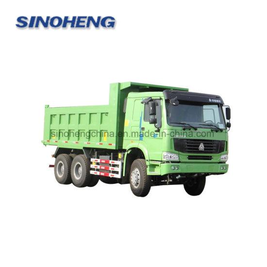 2018 Hot Sale HOWO 336HP 6*4 LHD Dump Truck