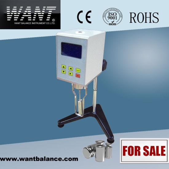 Digtial Laboratory Rotational Viscometer (Viscosity meter)