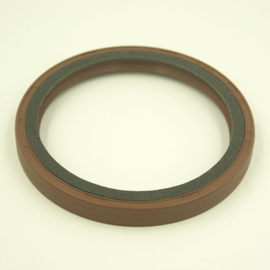 High Temperature Resistant FKM Rubber Front Crank Shaft Oil Seals for Weichai Wd615 Power Engines