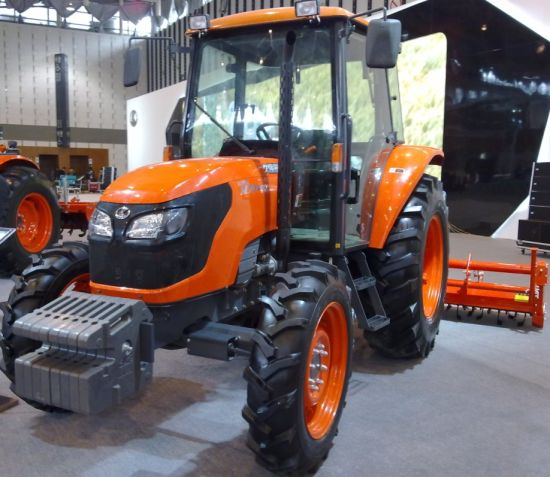 High Quaility of Kubota Tractor M954kq pictures & photos