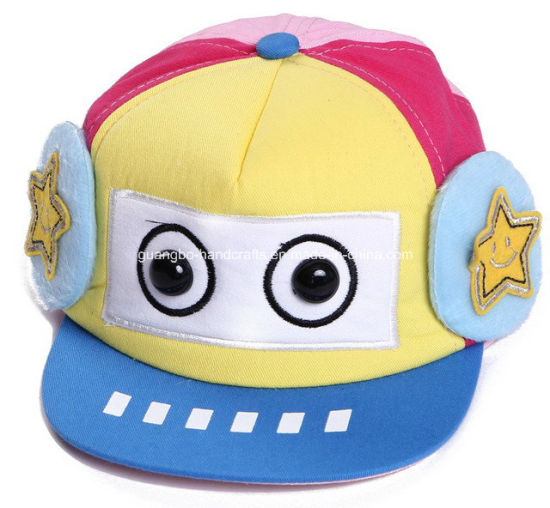 China Best Sale Colorful Baby Flat Brim Cheap Cap - China Baby Flat ... 0dc118ad77a