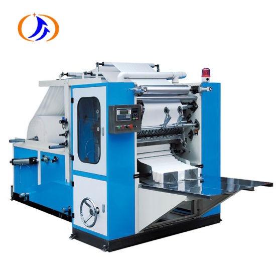 Full-Automatic Facial Tissue Paper Making Machine/Automatic 4lines Facial Tissue Price pictures & photos