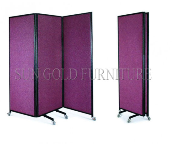 Modern Flexible Moving Office Folding Partition Deviding Walls (SZ-WS594) pictures & photos