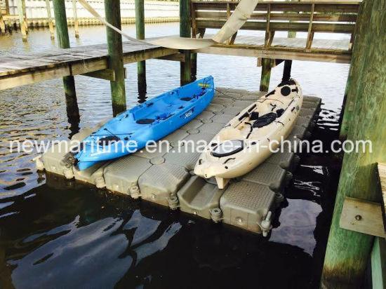 Plastic Pontoon, Floating Bridge Dock