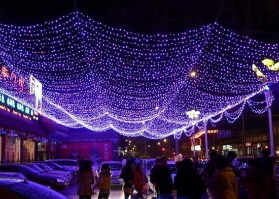 LED Christmas Wedding String Light Decorations for Indoor Decoration