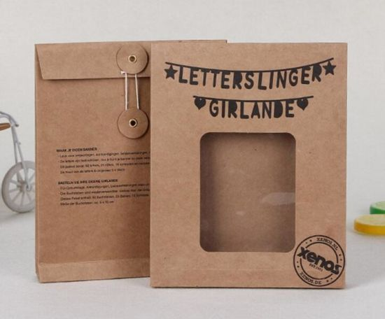 China recycled kraft paper card envelope with window china western recycled kraft paper card envelope with window m4hsunfo
