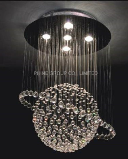 Beautiful Interior Ceiling Lamp with Crystal pictures & photos
