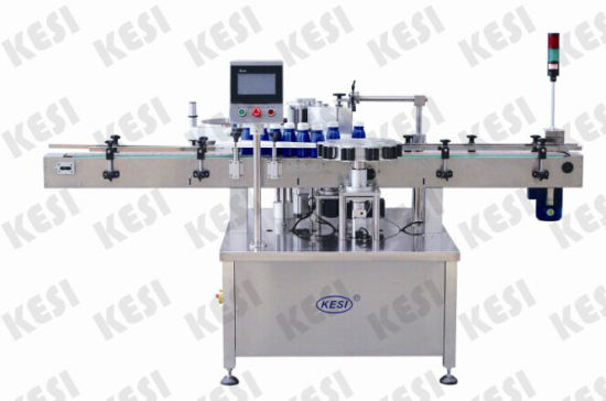 Automatic Orientation Wrap-Around Labeling Machine, Location Labeler, Orientation Labeler pictures & photos