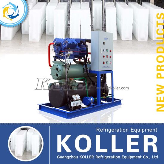 Large Capacity Ice Block Machine (5 tons) for Tropical Area (MB50) pictures & photos