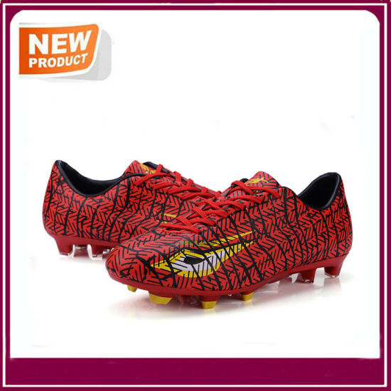 Outdoor Soccer Shoes Football Boots Hot Sale pictures & photos