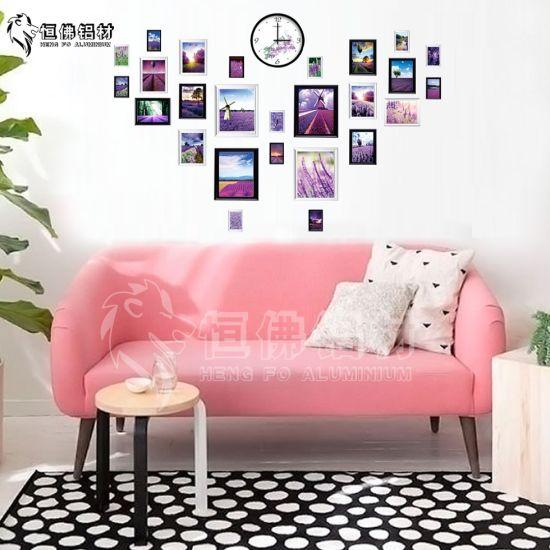 China Customized Craft Photo Frames Gift Picture Aluminium Frames ...