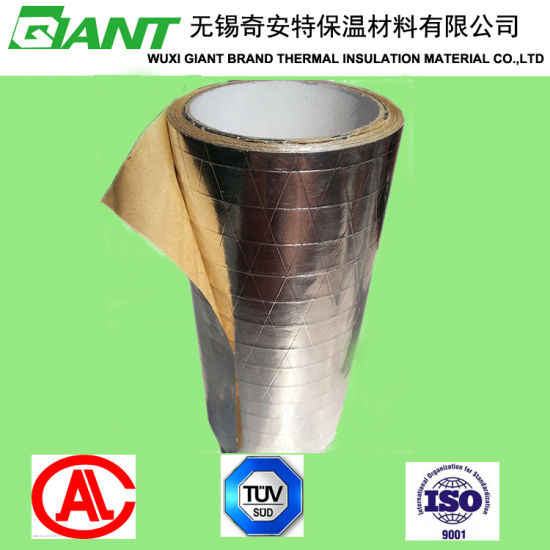 Foil Scrim Kraft Insulation Facing & Vapor Barrier Aluminium Foil pictures & photos