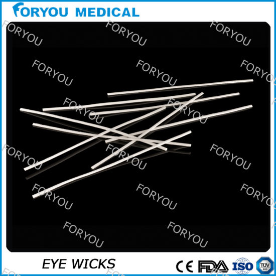 Eye Surgical Drape Bleeding Control Ophthalmology Sponge with Ce FDA ISO13485 pictures & photos