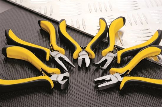 Hand Tools Pliers Mini Side Cut DIY OEM pictures & photos