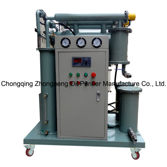 Single Stage High Vacuum Insulating Oil Purifying Machine
