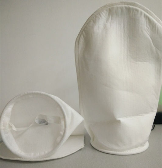 Customized Polypropylene Plastic Ring Weld Filter Bag pictures & photos