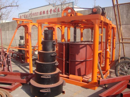 Concrete Pipe Mould Making Machine Maufacture in China pictures & photos