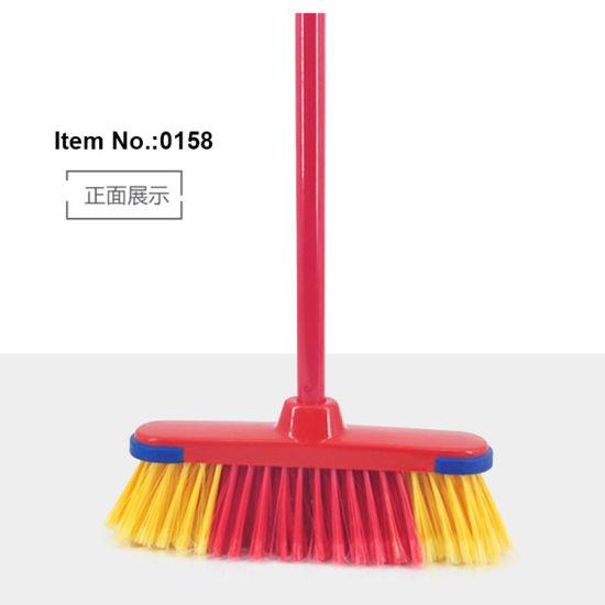 Pp Floor Cleaning Hand Plastic Broom
