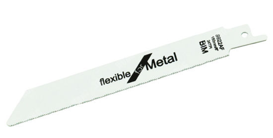 Bi-Metal Wood and Metal Cutting Sabre Saw Blade 150mm