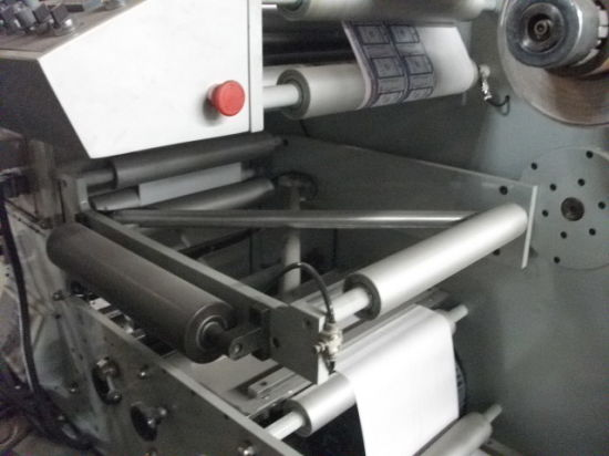 Stack Type Four Color Flexo Printing Machine pictures & photos