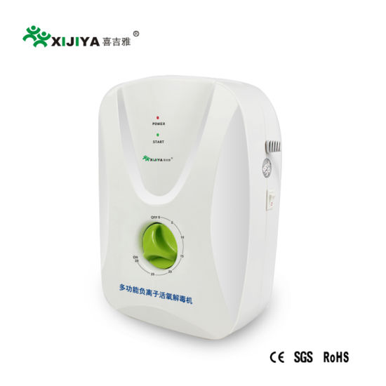 Multifunction Ozone Generator Anion Air Purifier for Home and Water Treatment pictures & photos