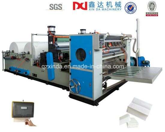 Full Automatic Z&N Fold Towel Tissue Paper Making Machine