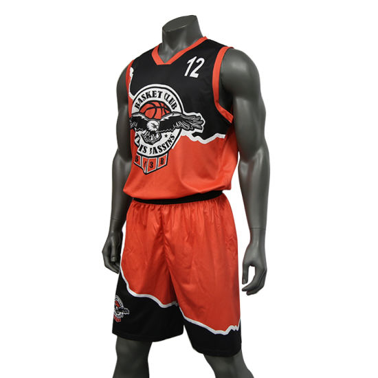 e41672238ab 100%Polyester Sublimated Printing Basketball Wear Healong Custom Basketball  Uniforms pictures & photos