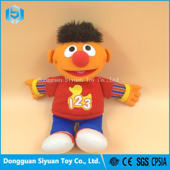Wholesale Cute Boy China Cheap Stuffed Plush Rag Doll