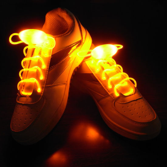 LED Flashing Shoes Lace for Kids & Adult pictures & photos