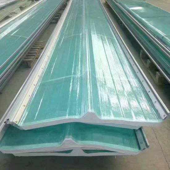 China Double Skin Skylight Roof Panel - China Double Skin