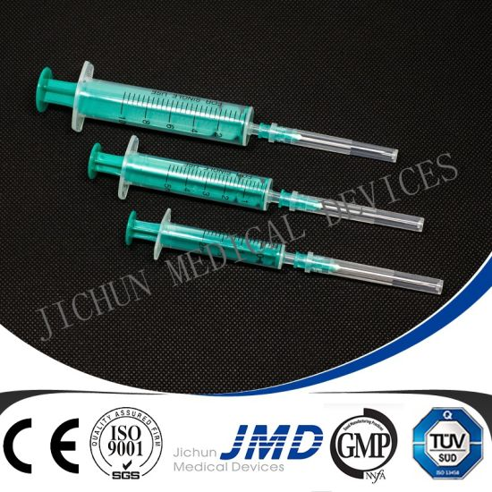 2ml/5ml/10ml/20ml Two Parts Disposable Syringe pictures & photos