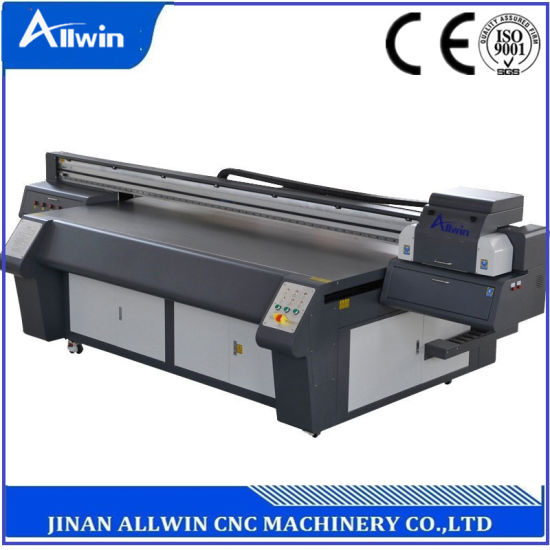 China 1313 UV Flatbed Printer 1300X1300 with Epson Factory