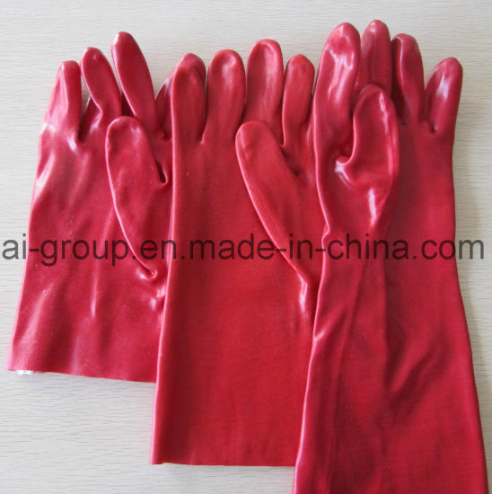 Latex Household Gloves for Winter Cleaning pictures & photos
